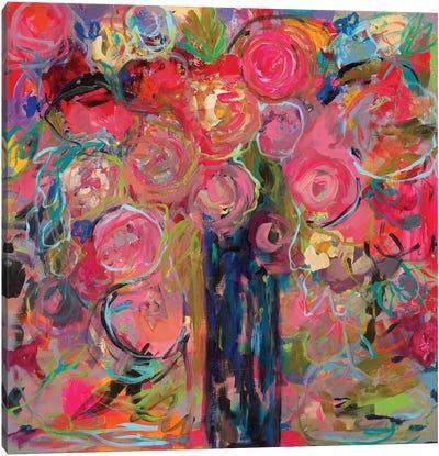 Release Canvas Art Print