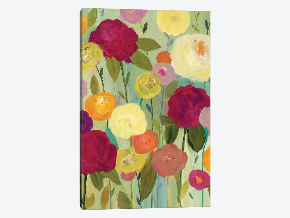 Secret Garden by Carrie Schmitt 1-piece Canvas Artwork