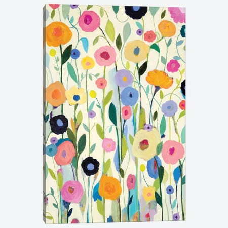 Songs Of Joy Canvas Print #SMT137} by Carrie Schmitt Canvas Art