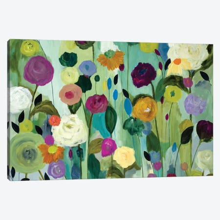Soul Blossoms Canvas Print #SMT138} by Carrie Schmitt Canvas Print