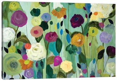 Soul Blossoms Canvas Art Print