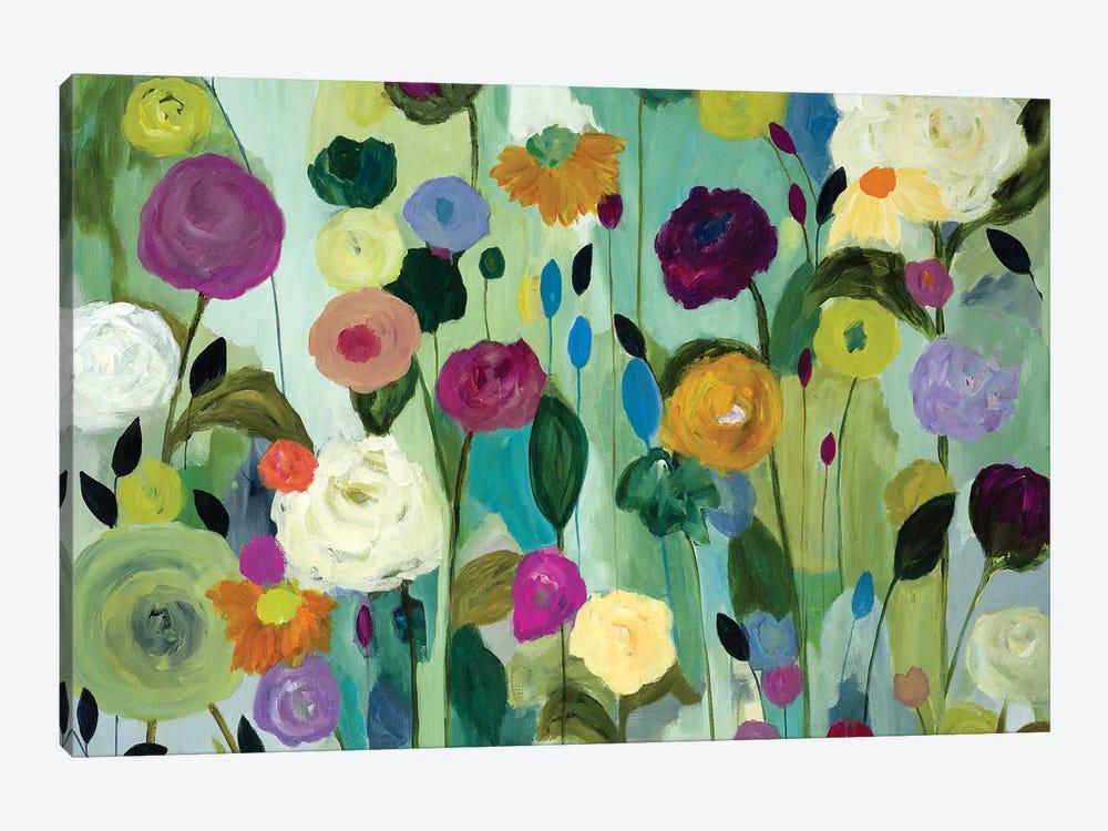 Soul Blossoms by Carrie Schmitt 1-piece Canvas Artwork