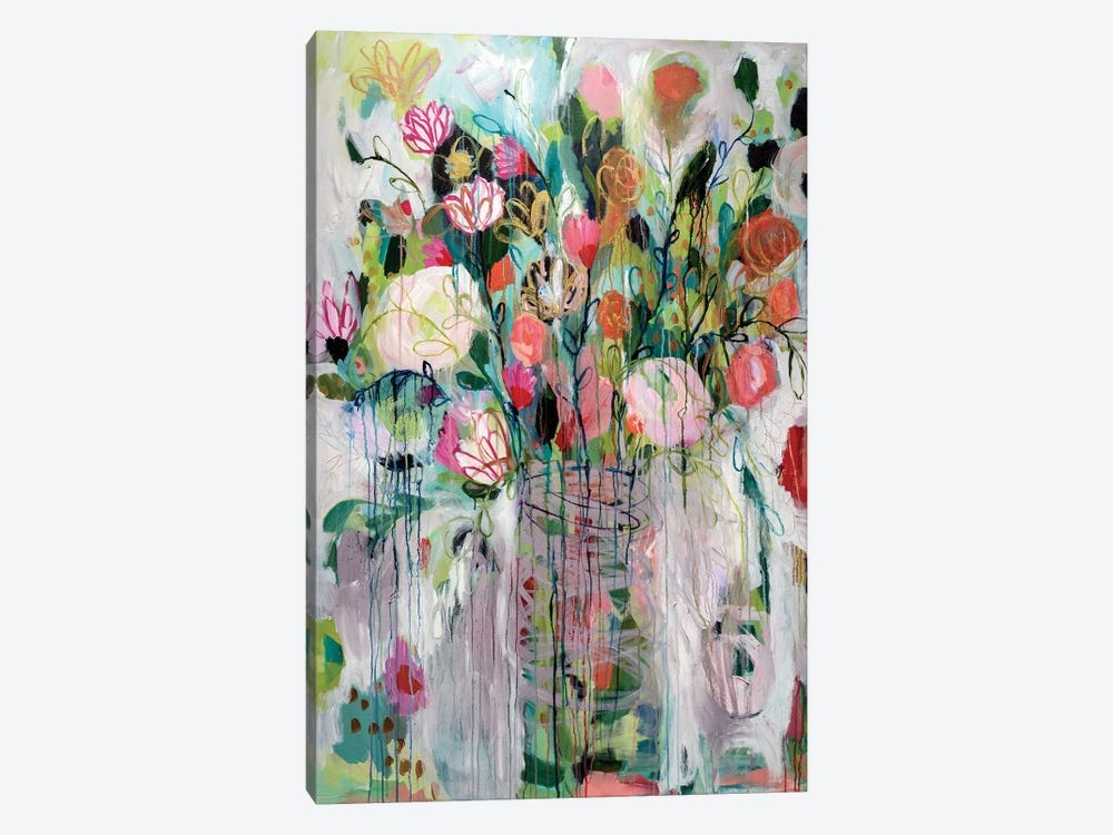Spring Showers by Carrie Schmitt 1-piece Art Print