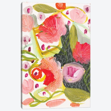 Sweet Melissa Canvas Print #SMT150} by Carrie Schmitt Art Print