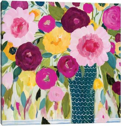 Sweet Nora Canvas Art Print