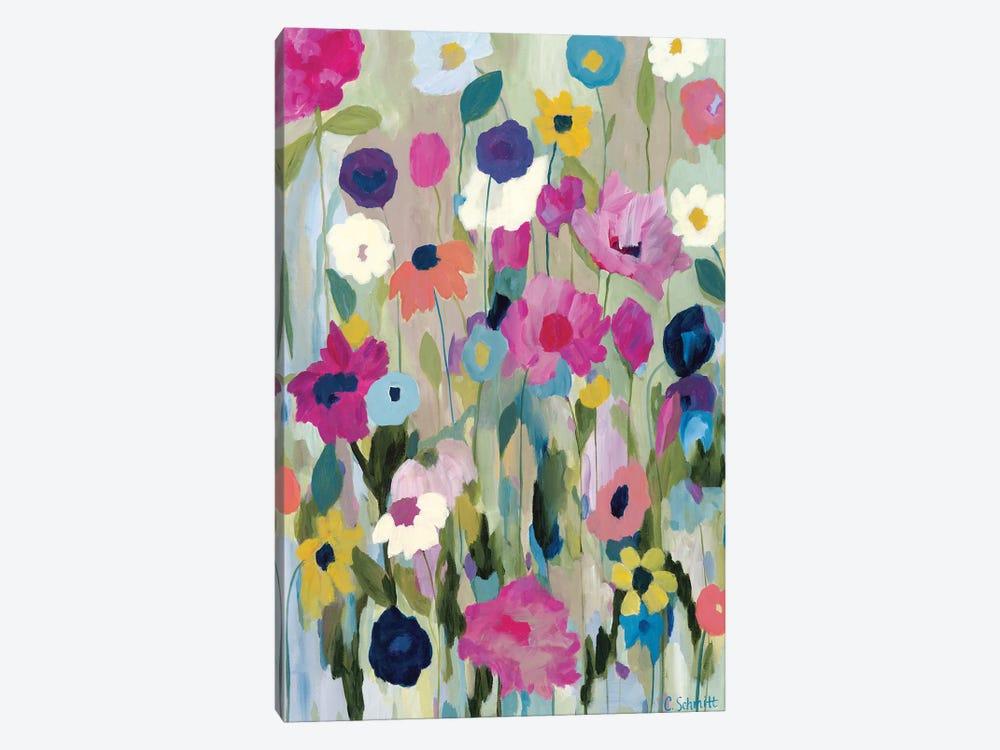 Too Pretty To Pick by Carrie Schmitt 1-piece Canvas Art Print