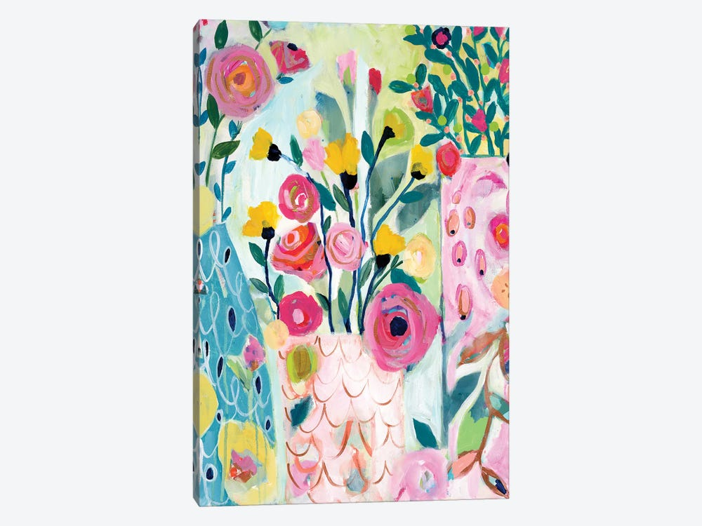 Vase Of Love by Carrie Schmitt 1-piece Art Print
