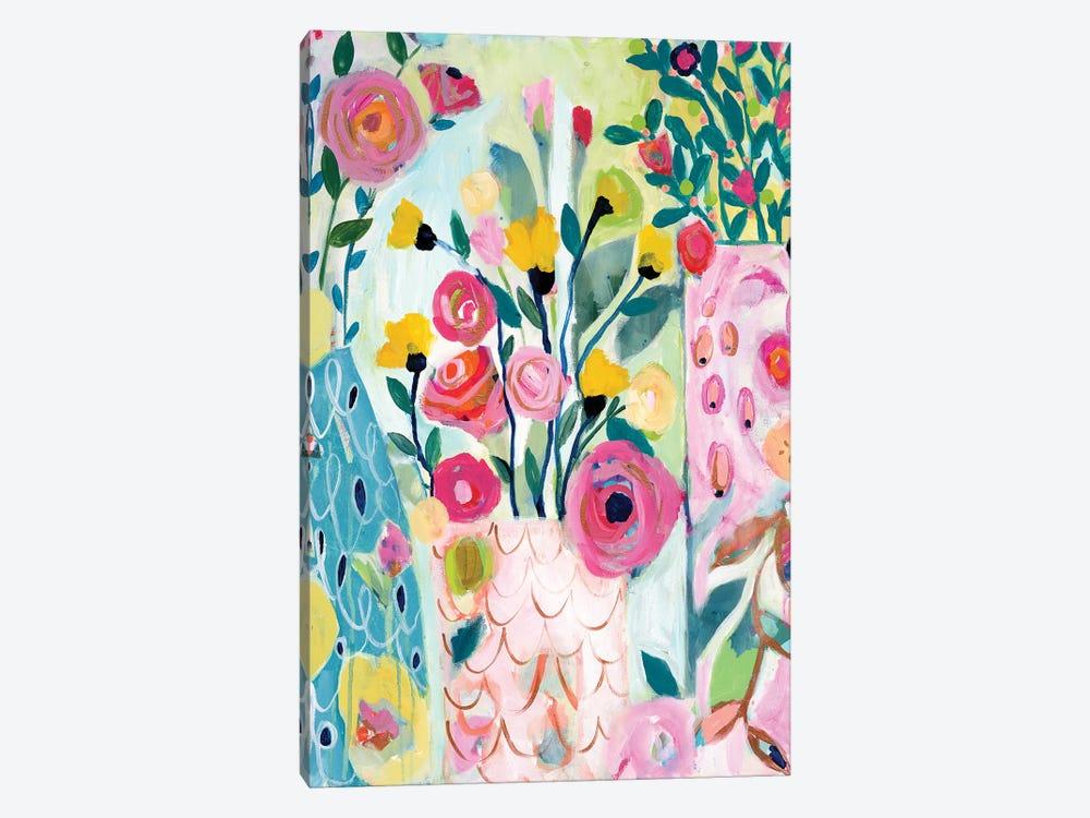 Vase Of Love by Carrie Schmitt 1-piece Art Print