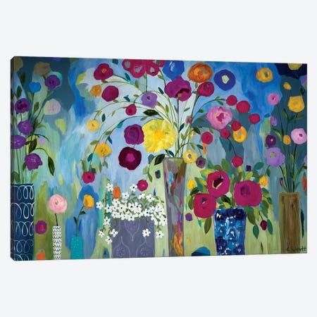 Vases Canvas Print #SMT160} by Carrie Schmitt Canvas Art