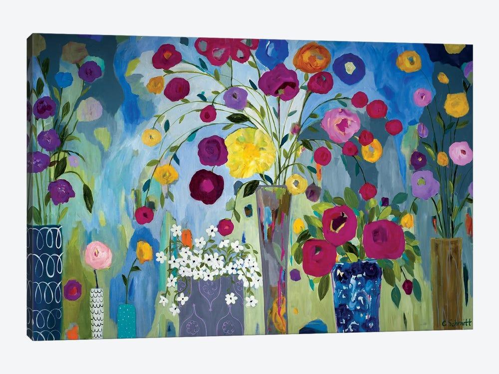 Vases by Carrie Schmitt 1-piece Art Print