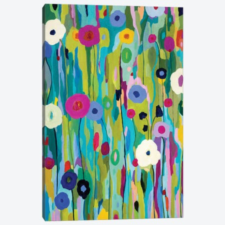 Verdant Canvas Print #SMT161} by Carrie Schmitt Canvas Art