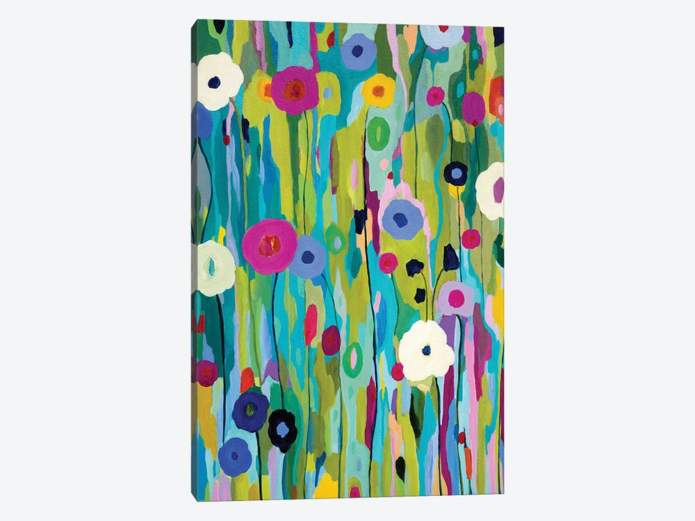Verdant by Carrie Schmitt 1-piece Canvas Artwork