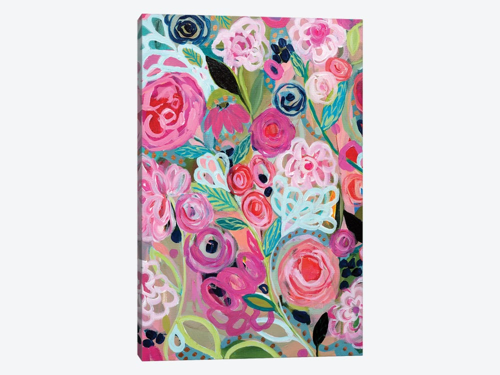Whimsy by Carrie Schmitt 1-piece Canvas Artwork