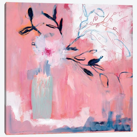 Wild And Free Canvas Print #SMT166} by Carrie Schmitt Art Print