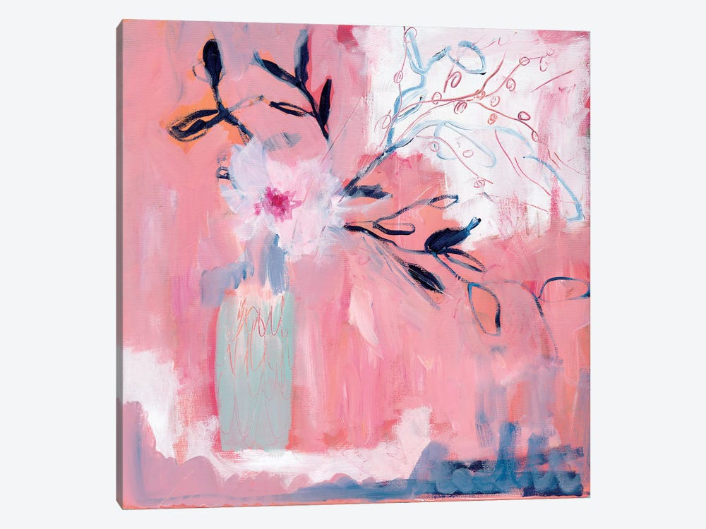 Wild And Free by Carrie Schmitt 1-piece Canvas Print