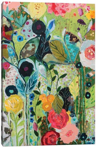Botanical Bliss Canvas Art Print
