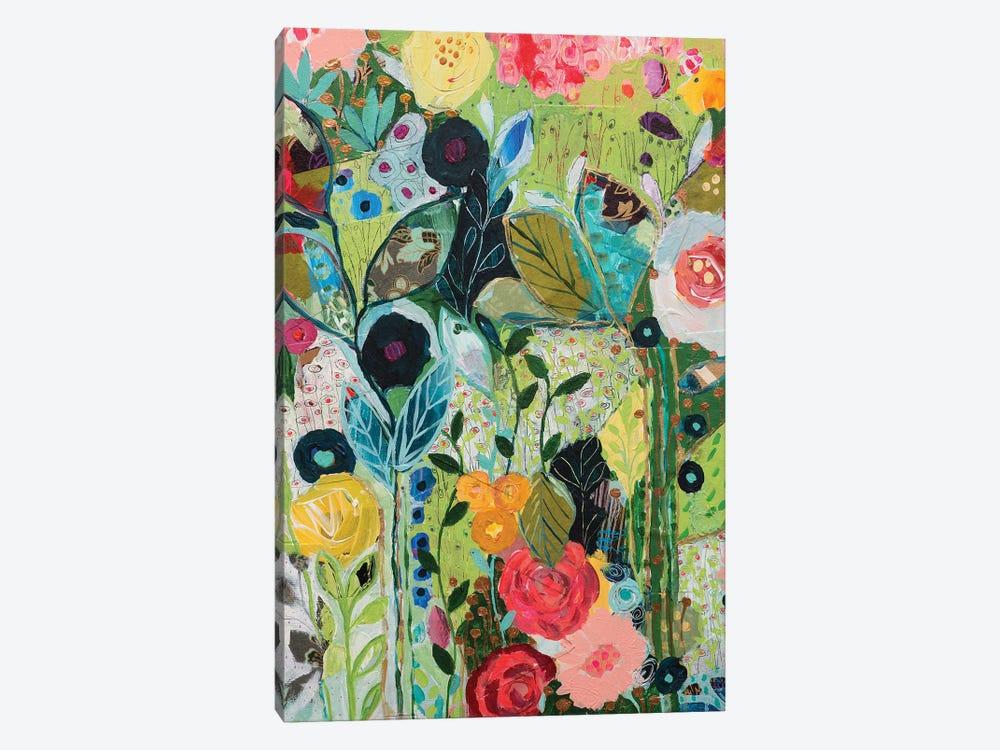 Botanical Bliss by Carrie Schmitt 1-piece Canvas Art Print