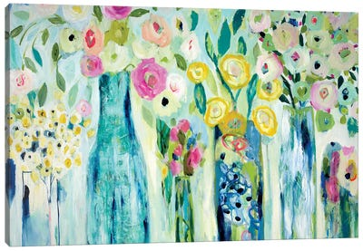 Bounty III Canvas Art Print