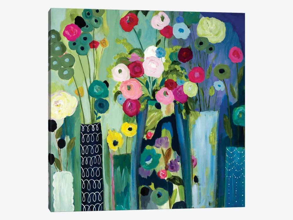 Create Beauty Every Day by Carrie Schmitt 1-piece Canvas Art