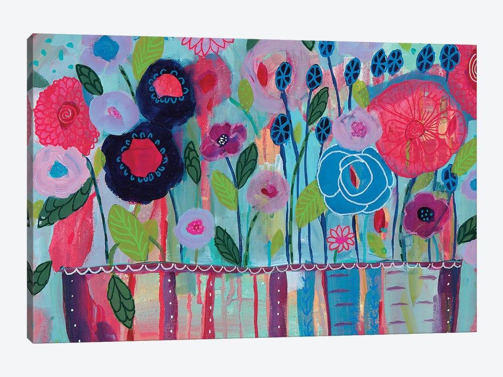 Cultivate Joy by Carrie Schmitt 1-piece Canvas Art