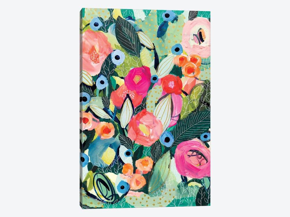Doreen's Optimism by Carrie Schmitt 1-piece Canvas Artwork