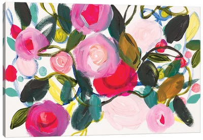 Dvora's Magic Canvas Art Print