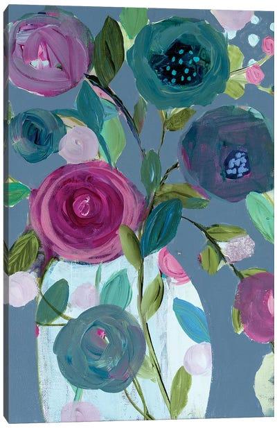 Easy Joy Canvas Art Print