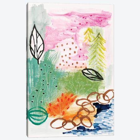 Erin's Outdoors Canvas Print #SMT44} by Carrie Schmitt Art Print