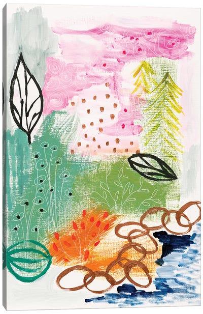 Erin's Outdoors Canvas Art Print