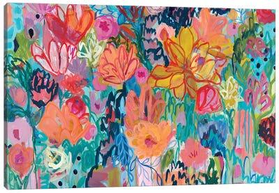 Exhalation II Canvas Art Print