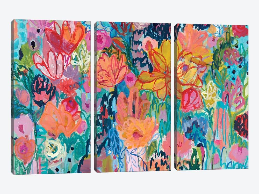 Exhalation II by Carrie Schmitt 3-piece Canvas Art Print
