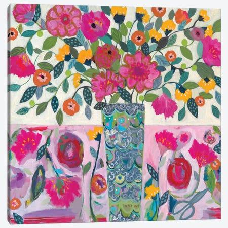 Amazing Vase Canvas Print #SMT4} by Carrie Schmitt Canvas Print
