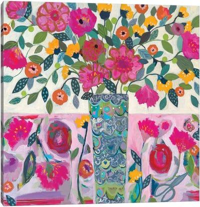 Amazing Vase Canvas Art Print