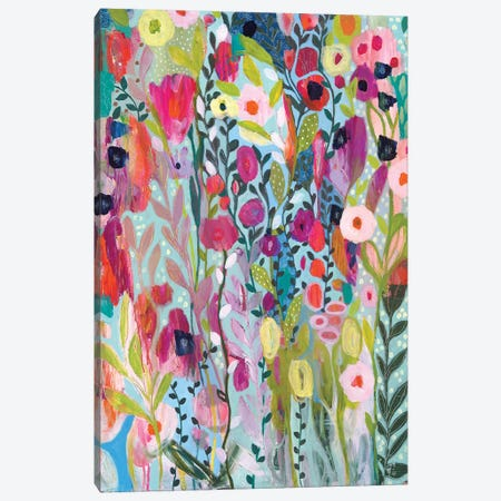 Flow In The Divine Canvas Print #SMT54} by Carrie Schmitt Canvas Art