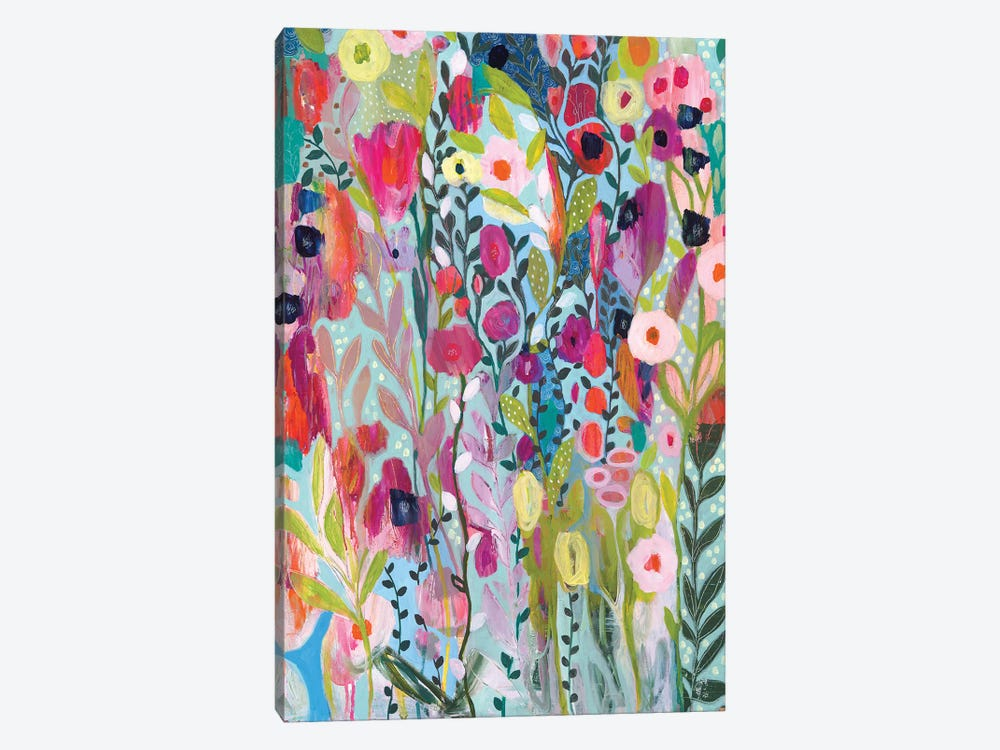 Flow In The Divine by Carrie Schmitt 1-piece Canvas Art