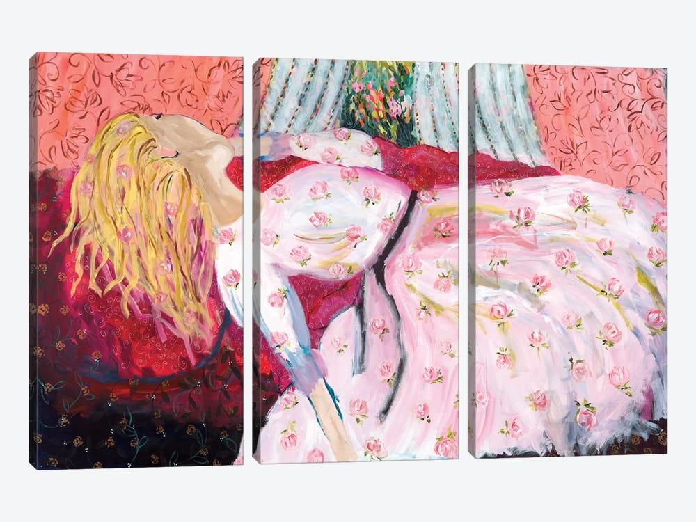 Fragrant Daydream by Carrie Schmitt 3-piece Art Print