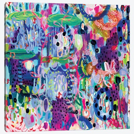Andre's Sugar Canvas Print #SMT5} by Carrie Schmitt Art Print