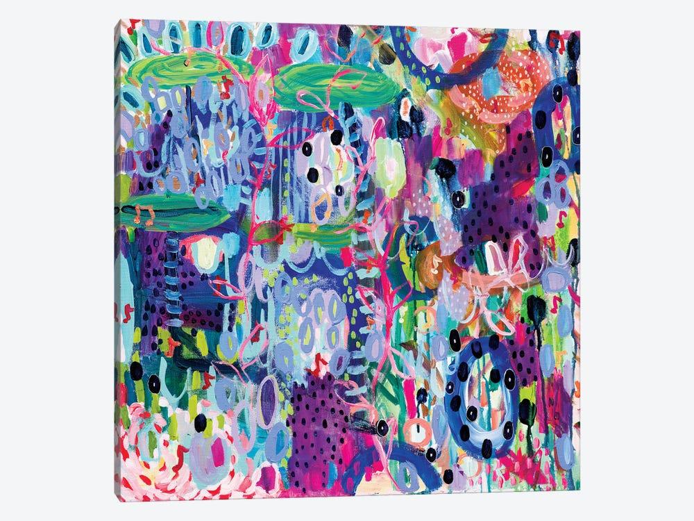 Andre's Sugar by Carrie Schmitt 1-piece Canvas Print