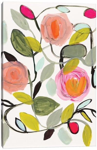 Gina's Home Canvas Art Print
