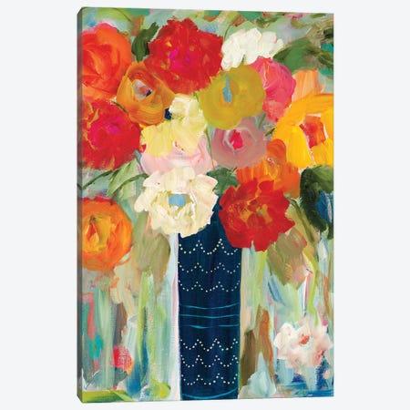 Here Comes The Sun Canvas Print #SMT66} by Carrie Schmitt Canvas Art Print