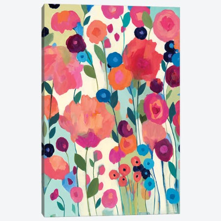 How'd You Get So Pretty Canvas Print #SMT67} by Carrie Schmitt Canvas Print