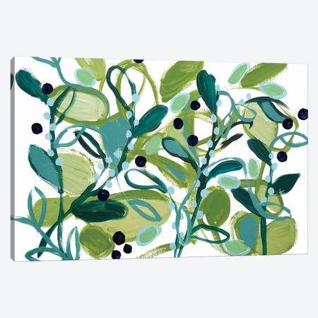 Annamieka 3-Piece Canvas #SMT6} by Carrie Schmitt Canvas Print