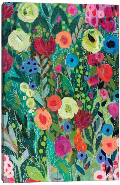 Into The Depths II Canvas Art Print