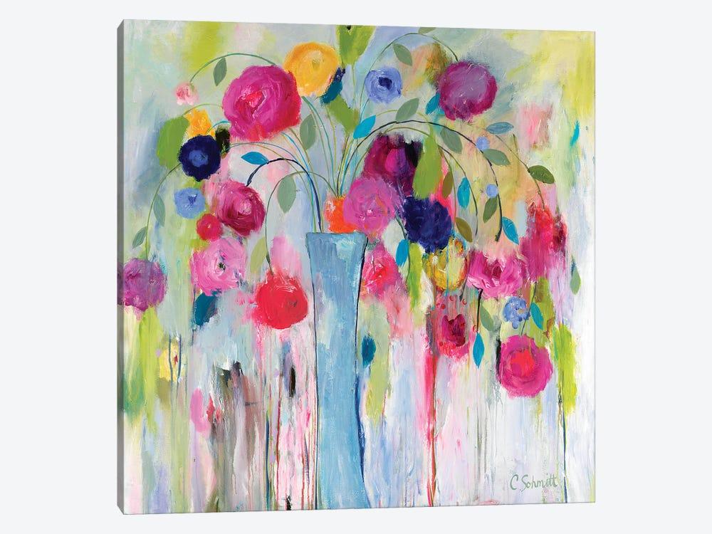 Joie de Vivre by Carrie Schmitt 1-piece Canvas Wall Art
