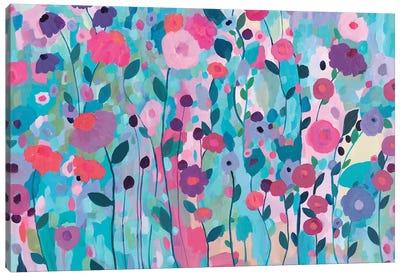 Joy Unleash Canvas Art Print