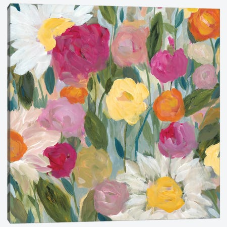 Jubilation Canvas Print #SMT80} by Carrie Schmitt Canvas Art