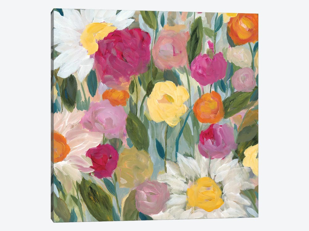 Jubilation by Carrie Schmitt 1-piece Canvas Art Print