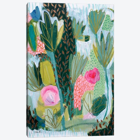 Mati's Adventure Canvas Print #SMT91} by Carrie Schmitt Art Print
