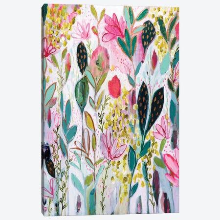 Meadow 3-Piece Canvas #SMT92} by Carrie Schmitt Canvas Print