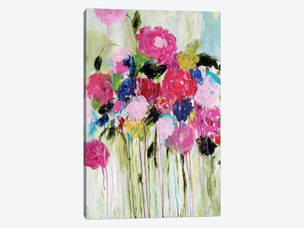 Mi Amor by Carrie Schmitt 1-piece Canvas Artwork